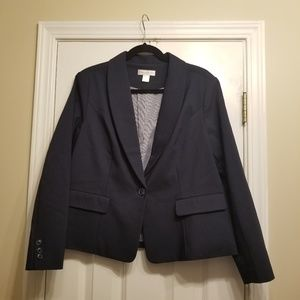 EUC Large Christopher & Banks Blazer